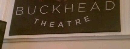 Buckhead Theatre is one of Tempat yang Disukai Chelsie.