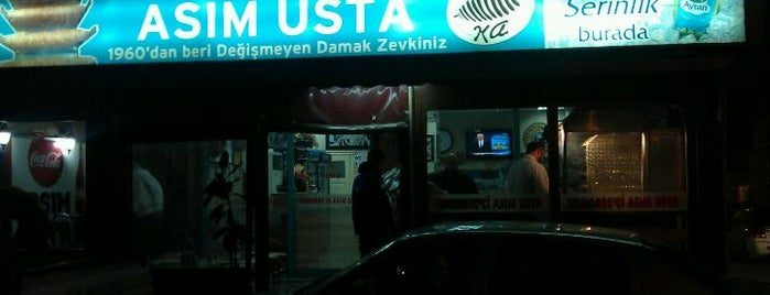 Kokoreççi Asım Usta is one of 20 favorite restaurants.