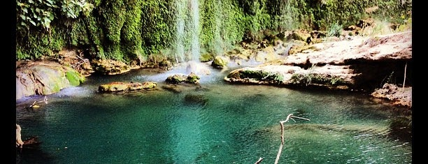 Kurşunlu Şelalesi ve Tabiat Parkı is one of antalyatrip.
