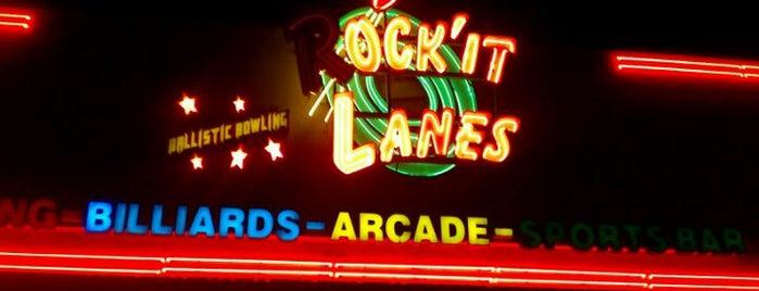 Rock-It-Lanes is one of Aram : понравившиеся места.