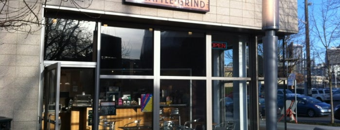 Seattle Grind is one of Rata's Seattle Coffee Trip - A Coffee Crawl!.