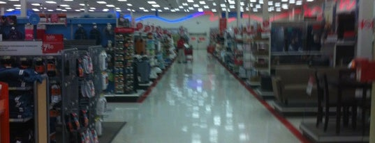 Target is one of Shopping/Services.