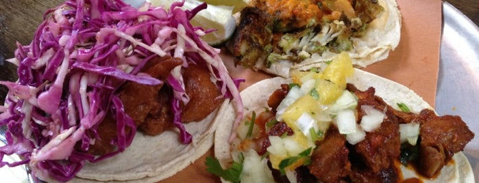 Tacombi at Fonda Nolita is one of Gluten-free in NY.