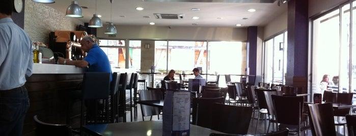 Cafeteria Puerta Principe is one of Vigo.