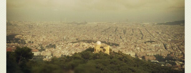 Tibidabo is one of Barcelona.