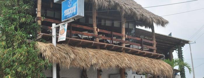Mar y Tierra Restaurant is one of Mariel'in Kaydettiği Mekanlar.