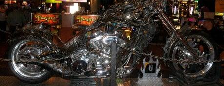 Treasure Island - TI Hotel & Casino is one of I  2 TRAVEL!! The PACIFIC COAST✈.