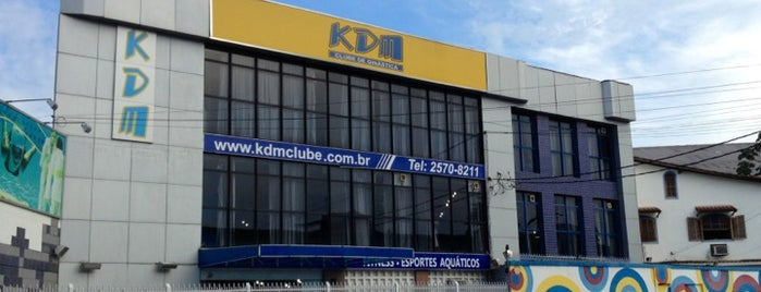 Kdm Clube de Ginástica is one of Lívia 님이 좋아한 장소.