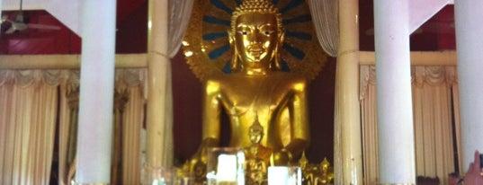Wat Phra Singh Waramahavihan is one of Thai Flowers.