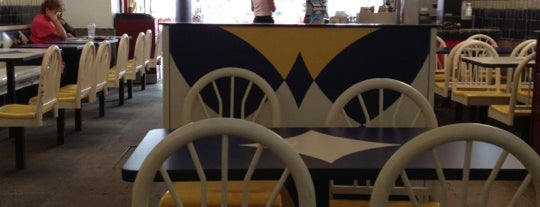 Burger King is one of David'in Kaydettiği Mekanlar.
