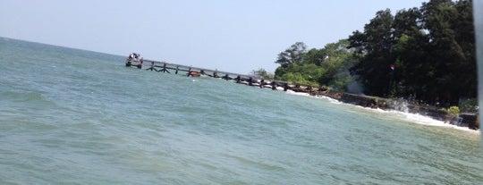 Pulau Rambut is one of Wisata Pulau di Kepulauan Seribu.