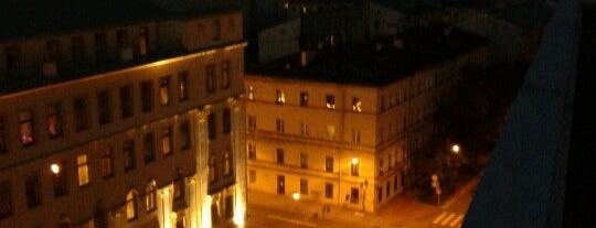 Небо на крыше is one of Radmila'nın Kaydettiği Mekanlar.