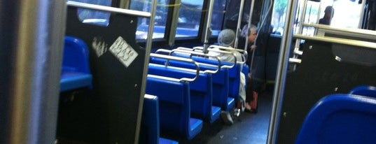 MTA Bus - Q23 is one of Queens is King.
