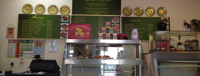 Apna Bazaar is one of Columbus International Markets.