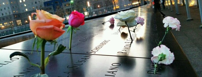 National September 11 Memorial & Museum is one of NY To Do.