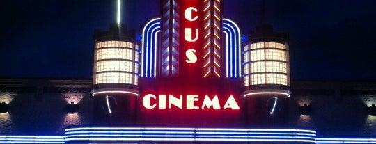 Marcus Addison Cinema is one of Lieux qui ont plu à Melissa.