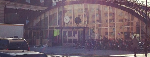 Stockholms Centralstation is one of Stockholm City Guide.