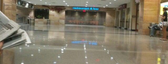 Wilkes-Barre/Scranton International Airport (AVP) is one of Free WiFi Airports 2.