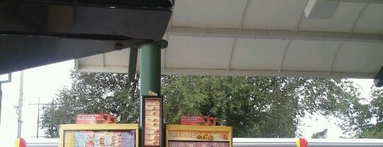 SONIC Drive In is one of OKC Faves.