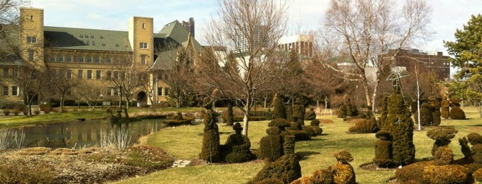 Topiary Garden is one of Columbus, OH.