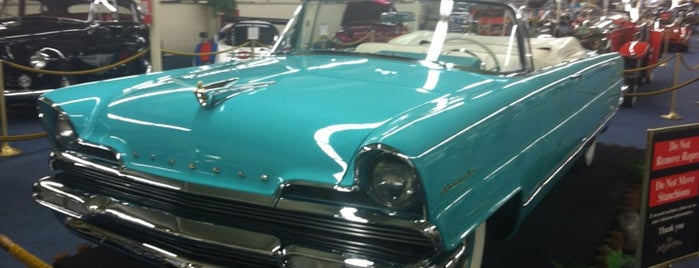 The Auto Collections is one of vegas to do.