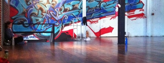 vega dance lab is one of Portland.
