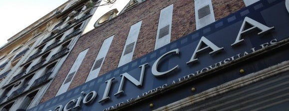 Espacio INCAA KM 0 - Gaumont is one of Cines de la Argentina.