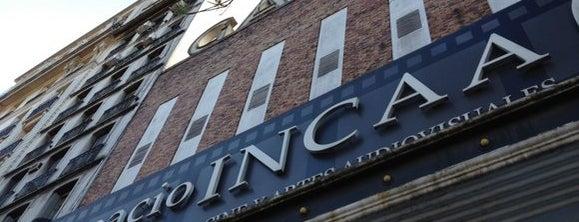 Espacio INCAA KM 0 - Gaumont is one of Cines de la Argentina.