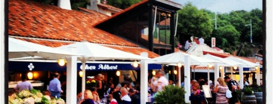 Chez Albert is one of Elif: сохраненные места.