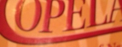Copeland's is one of NOLA.
