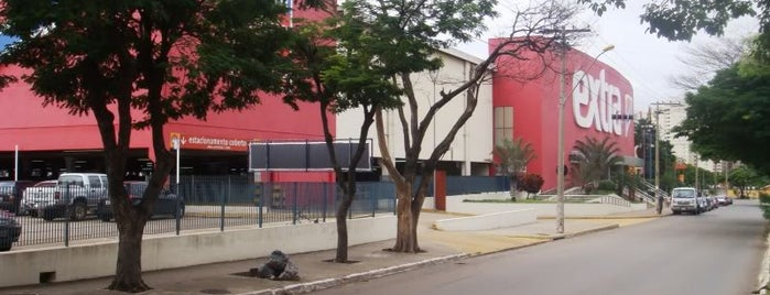 Extra Hiper is one of Favoritos em Goiânia.