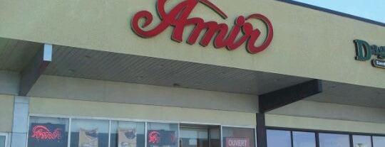 Amir is one of Lugares favoritos de Al.