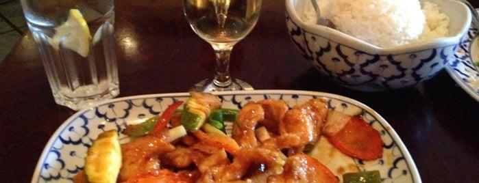 King & I Thai Restaurant is one of Dinner.