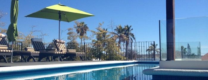 Guaycura Hotel is one of Baja.