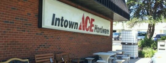 Intown Ace Hardware is one of Athelia : понравившиеся места.