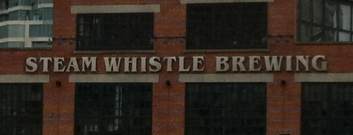 Steam Whistle Brewing is one of Best Breweries in the World.