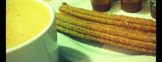Los Churros De Valle is one of Malteadas, hamburguesas y varios.