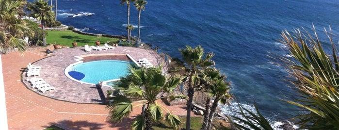 Las Rocas Resort & Spa is one of Orte, die Christian gefallen.