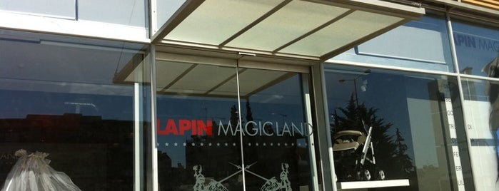 Lapin Magicland is one of athensgiftさんのお気に入りスポット.