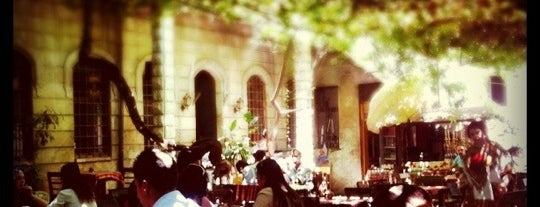 Papirus Cafe is one of Gaziantep.