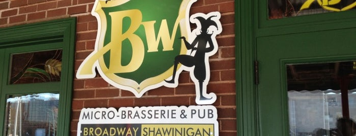 Broadway Pub is one of Bieres de microbrasseries / Microbreweries beers.