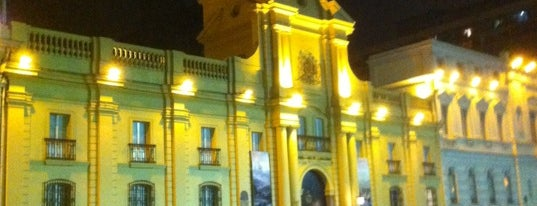 Museo Histórico Nacional is one of Lugares, plazas y barrios de Santiago de Chile.