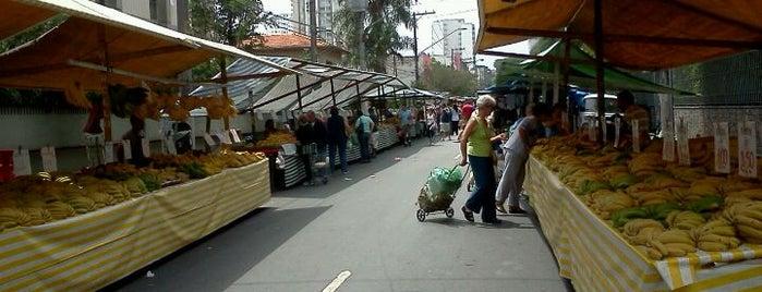 Feira Livre Bela Vista (sábado) is one of Orte, die Joao gefallen.