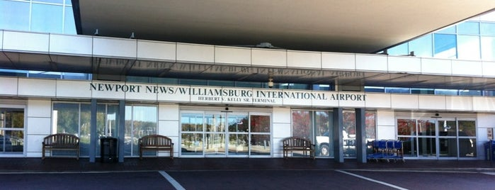 Newport News/Williamsburg International Airport (PHF) is one of US Airports.