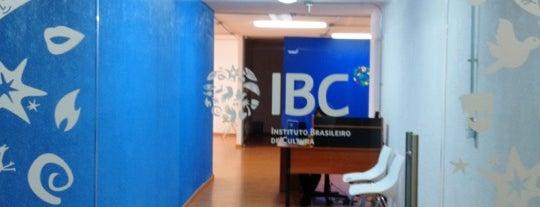 IBC Instituto Brasileiro De Cultura is one of Posti che sono piaciuti a Mariana.