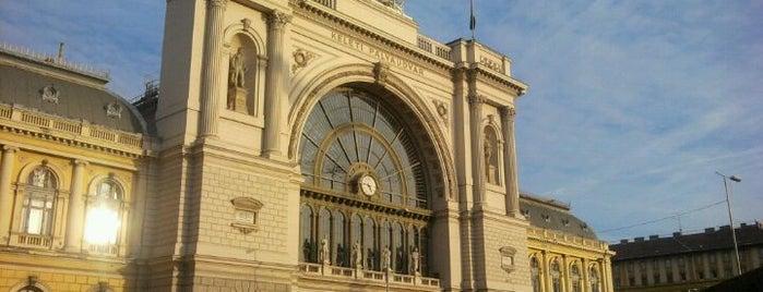 Gare de l'Est is one of Follow the Orient Express — Şark Ekspresi.