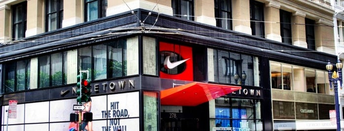 Nike is one of USA.