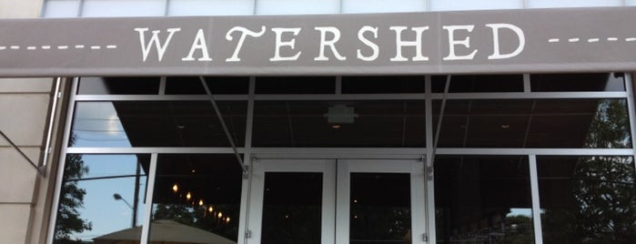 Watershed on Peachtree is one of Bkkfatty Atlanta.