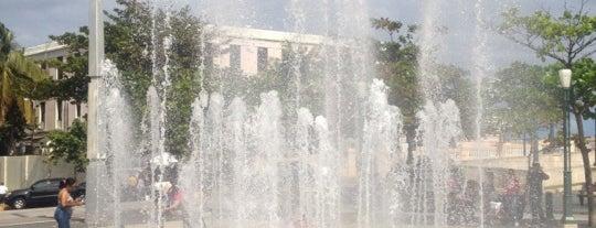 Plaza Del Quinto Centenario is one of ♪ En Mi Viejo San Juan ♫.
