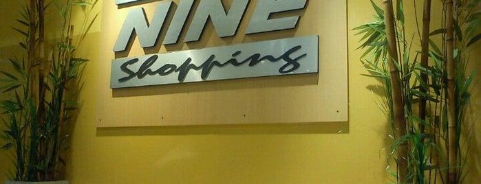 Nine Shopping is one of สถานที่ที่ Alejandro L ถูกใจ.